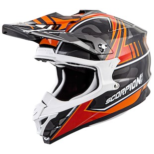 Scorpion VX-35 Miramar Motorcycle Helmet