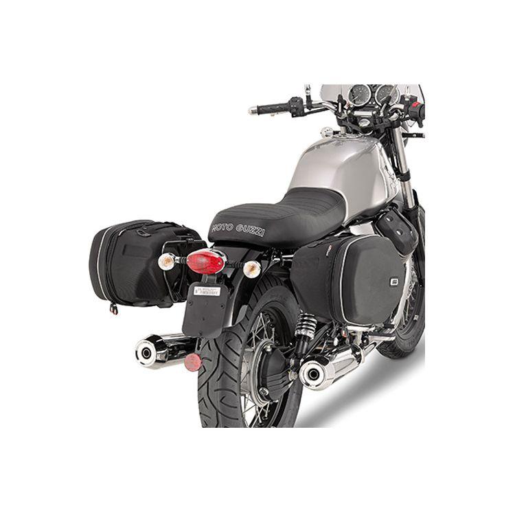 Givi TE8201 Easylock Saddlebag Supports Moto Guzzi V7 / II 2009-2016