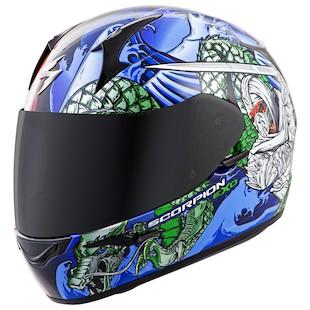 Scorpion EXO-R410 Bushido Motorcycle Helmet