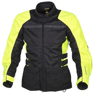 Scorpion Yuma Hi-Viz Motorcycle Jacket