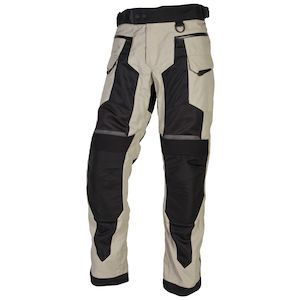 Black Small Scorpion Men/'s YUMA Textile//Mesh Motorcycle Touring Pants S