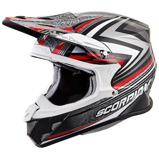 Scorpion VX-R70 Barstow Motorcycle Helmet
