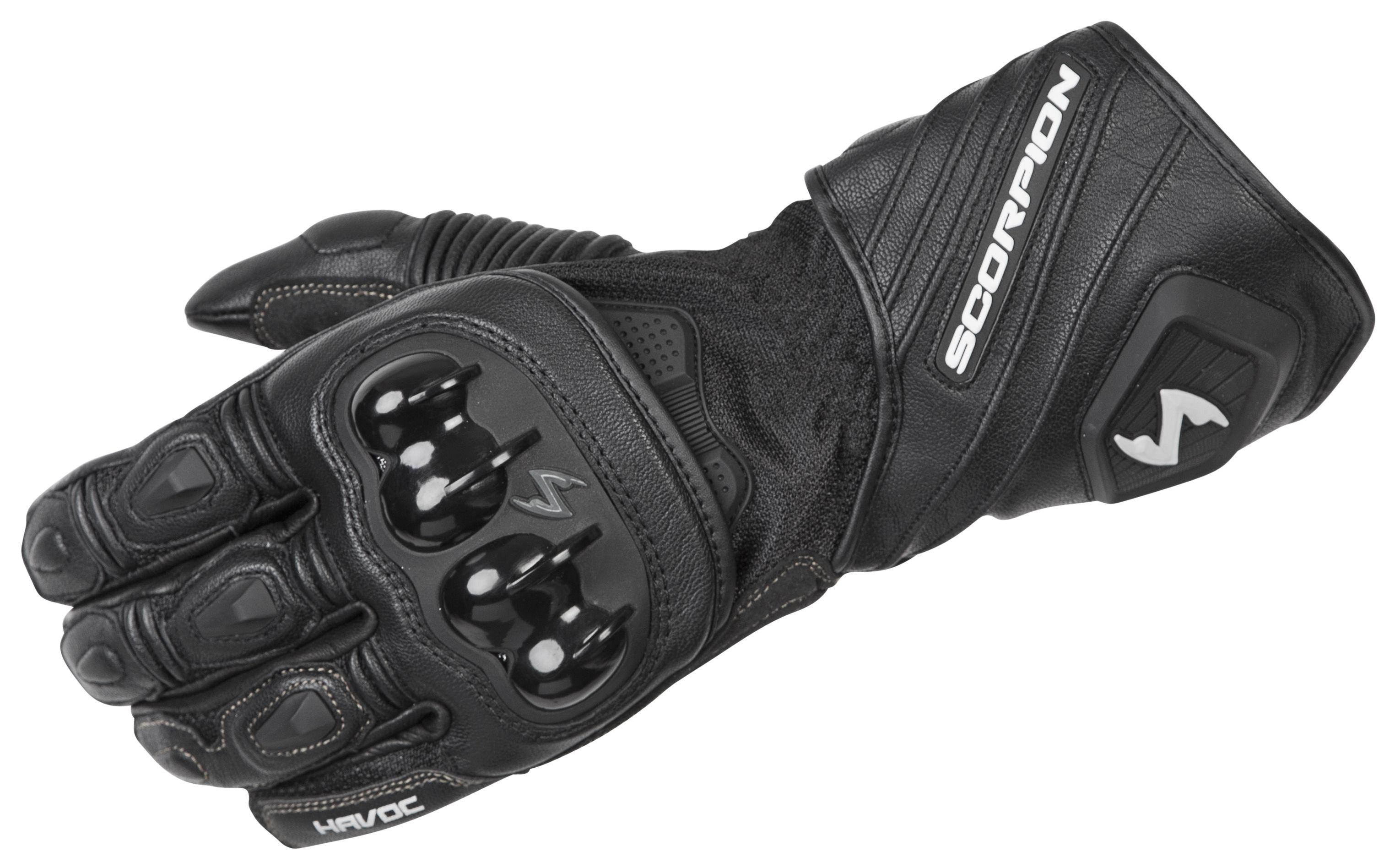 Leather gauntlet driving gloves - Leather Gauntlet Driving Gloves 50
