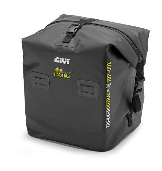for Trekker 52 Liter Cases Black Givi Inner Liner Bag