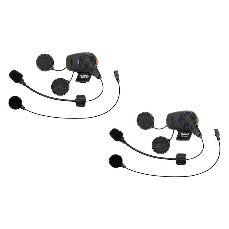 Sena SMH5 Bluetooth Headset Dual Pack - Universal Mic