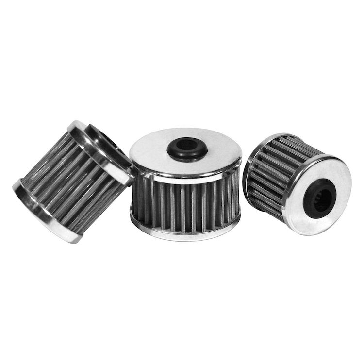 MSR Stainless Steel Oil Filter Honda 2002-2016