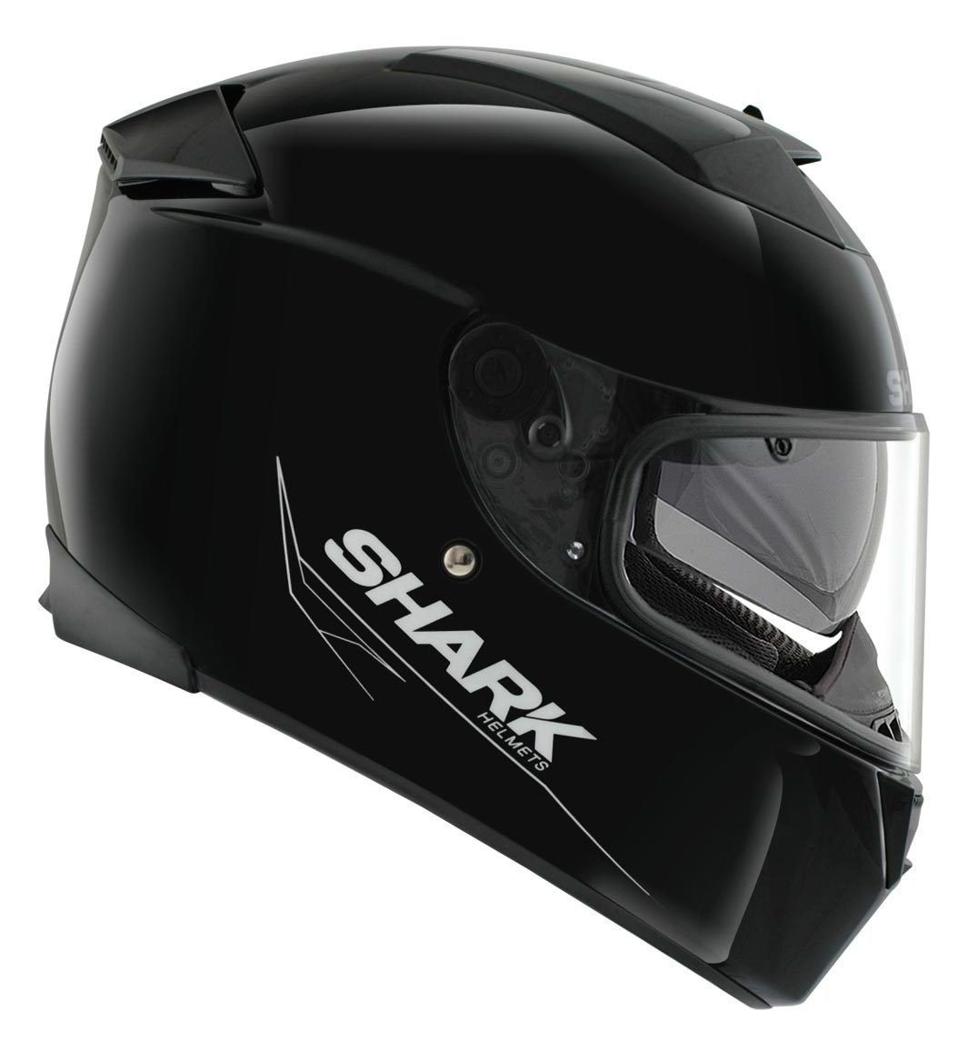 shark speed r series 2 helmet solid revzilla. Black Bedroom Furniture Sets. Home Design Ideas