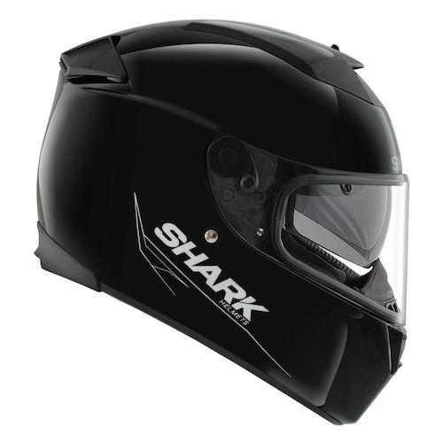 shark speed r series 2 helmet solid revzilla. Black Bedroom Furniture Sets. Home Design Ideas