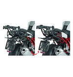 Givi PLXR5117 Rapid Release V35 Side Case Racks BMW R1200R / R1200RS 2015-2017