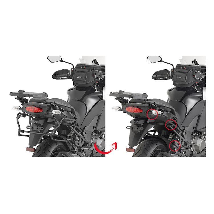 Givi PLXR4113 Rapid Release V35 Side Case Racks Kawasaki Versys 1000 2015-2016