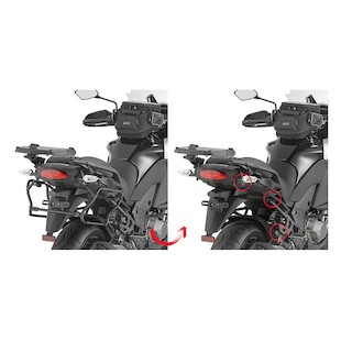 Givi PLXR4113 Rapid Release V35 Side Case Racks Kawasaki Versys 1000 2015-2017