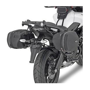 Givi TE4114 Easylock Saddlebag Supports Kawasaki Versys 650 2015-2018