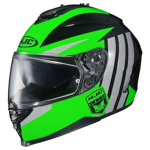 HJC IS-17 Grapple Motorcycle Helmet