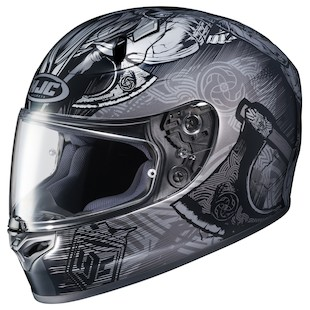 HJC FG-17 Valhalla Motorcycle Helmet