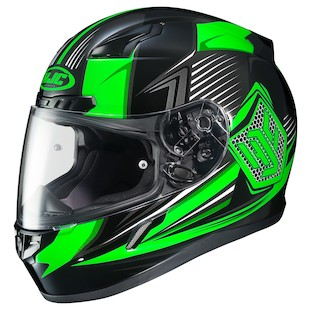 HJC CL-17 Striker Motorcycle Helmet