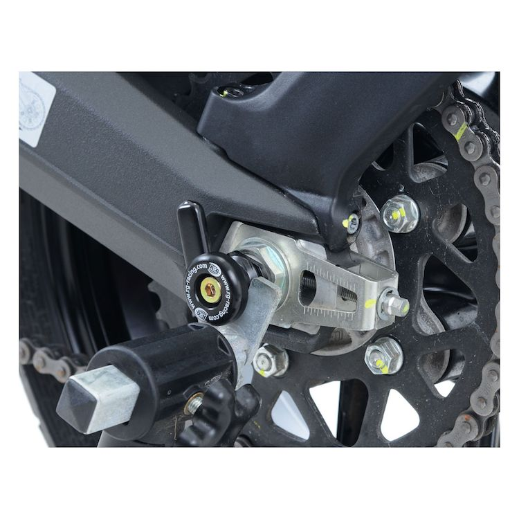R&G Racing Rear Axle Sliders Ducati Scrambler / Monster 797 / 797+