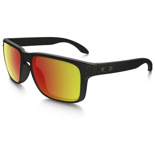 black and yellow oakley sunglasses r7ig  Oakley Holbrook Sunglasses