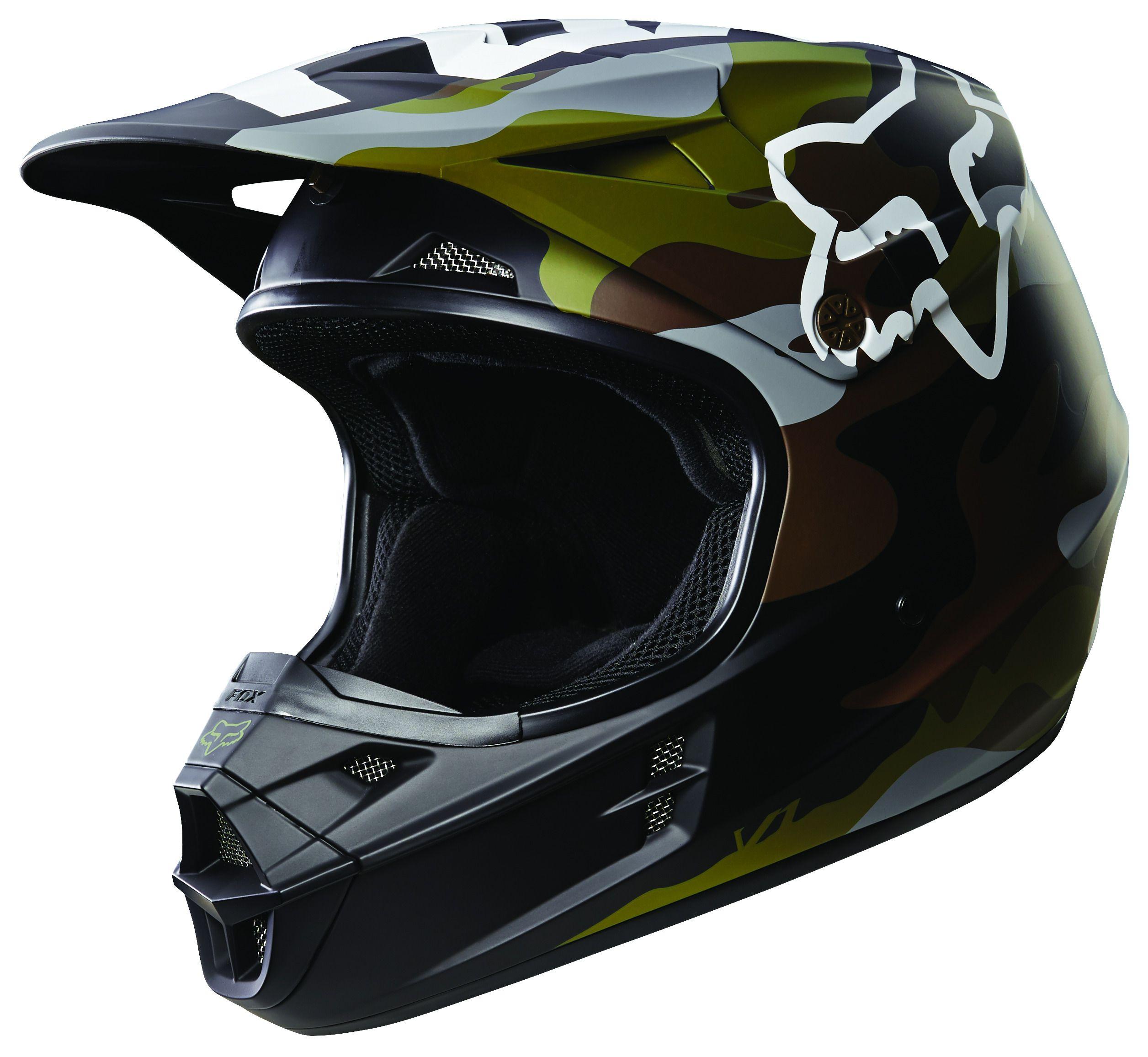 Fox Kawasaki Gear