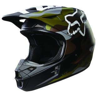 Fox Racing V1 Camo Helmet