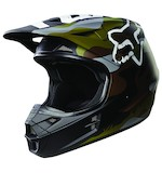 Fox Racing V1 Camo Helmet