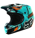Fox Racing Youth V1 Vicious Helmet