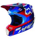 Fox Racing Youth V3 Divizion Helmet