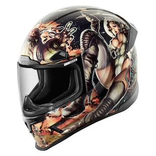 Icon Airframe Pro Pleasuredome 2 Motorcycle Helmet