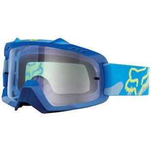Fox Racing AIRSPC Camo Goggles