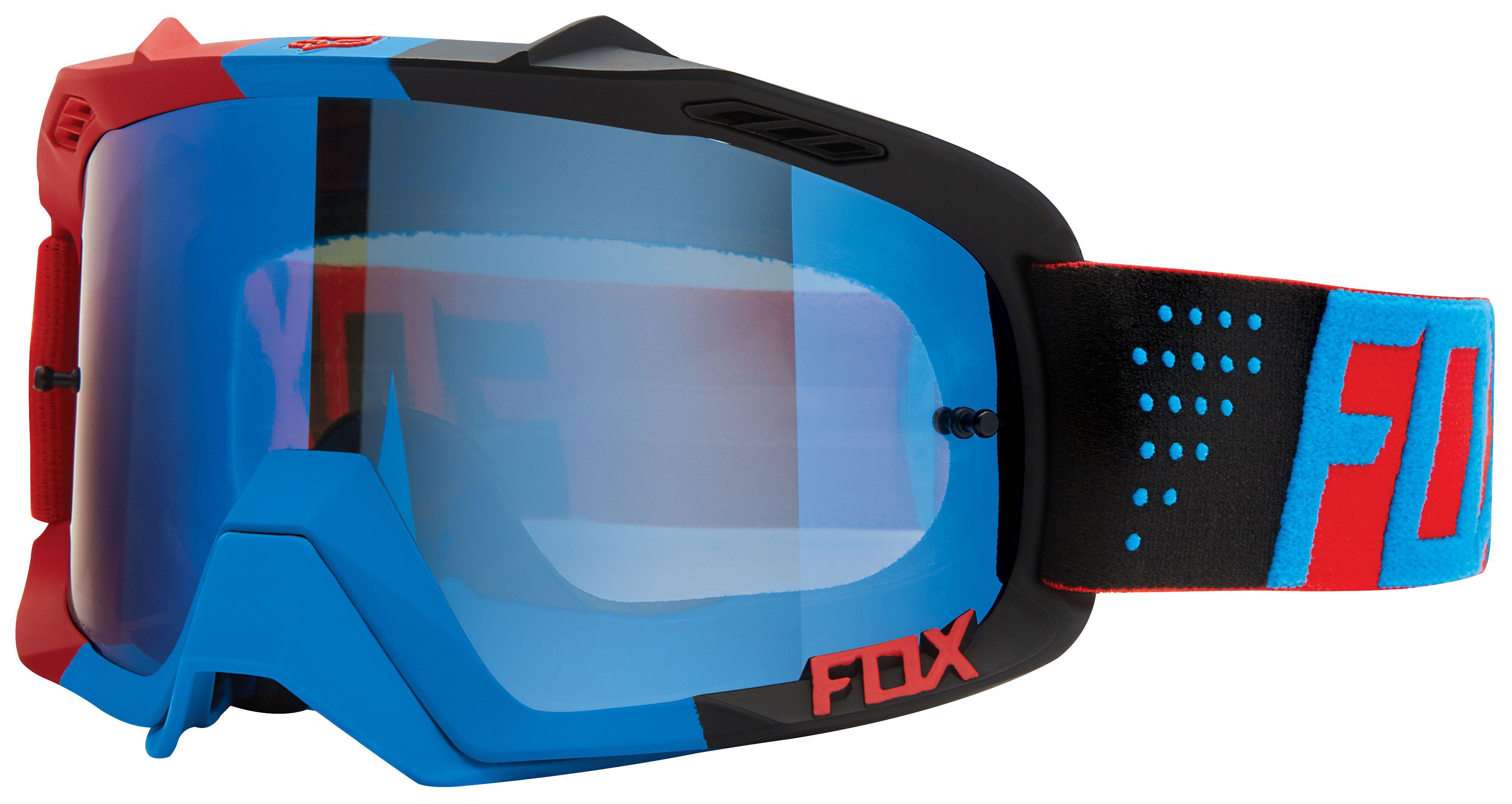 Full Face Cruiser Helmets >> Fox Racing Air Defence Libra Goggles | 30% ($31.48) Off! - RevZilla