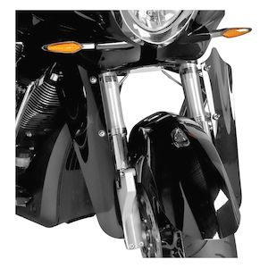 Arlen Ness Lower Wind Deflectors For Victory 2008-2016