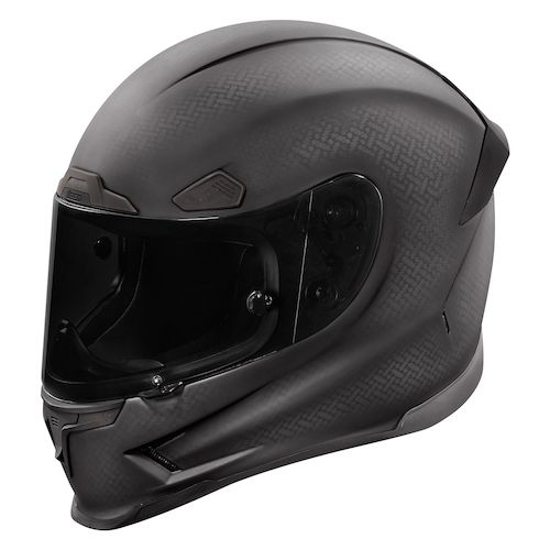 Icon Airframe Pro Ghost Carbon Helmet Revzilla