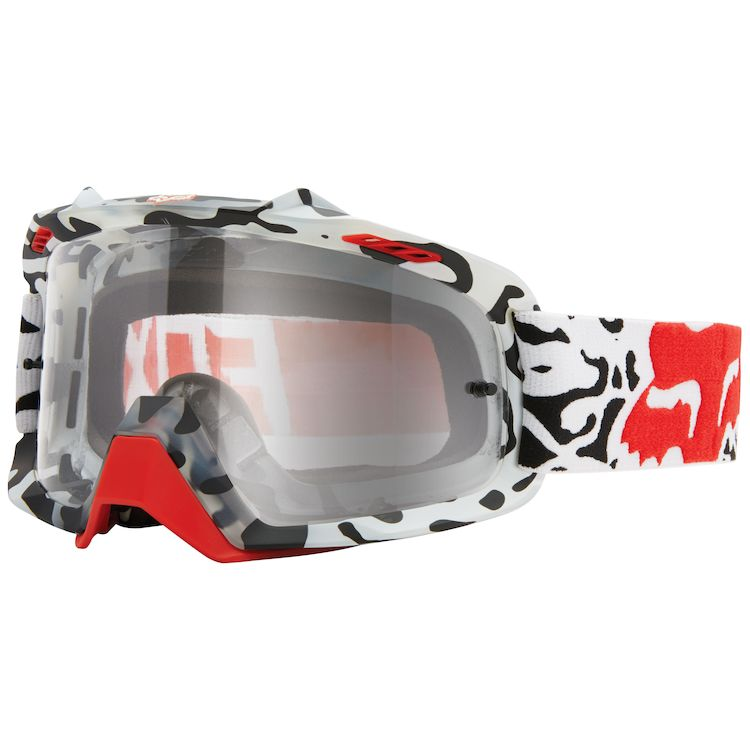 ce5e7dded5 Fox Racing Youth AIRSPC Cauz Goggles | 30% ($14.98) Off! - RevZilla