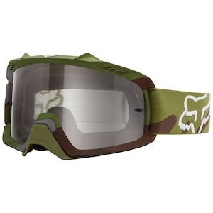 Fox Racing Youth AIRSPC Camo Goggles