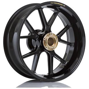 Marchesini M10RS Kompe Aluminum Rear Wheel Kawasaki Z1000 2003-2006