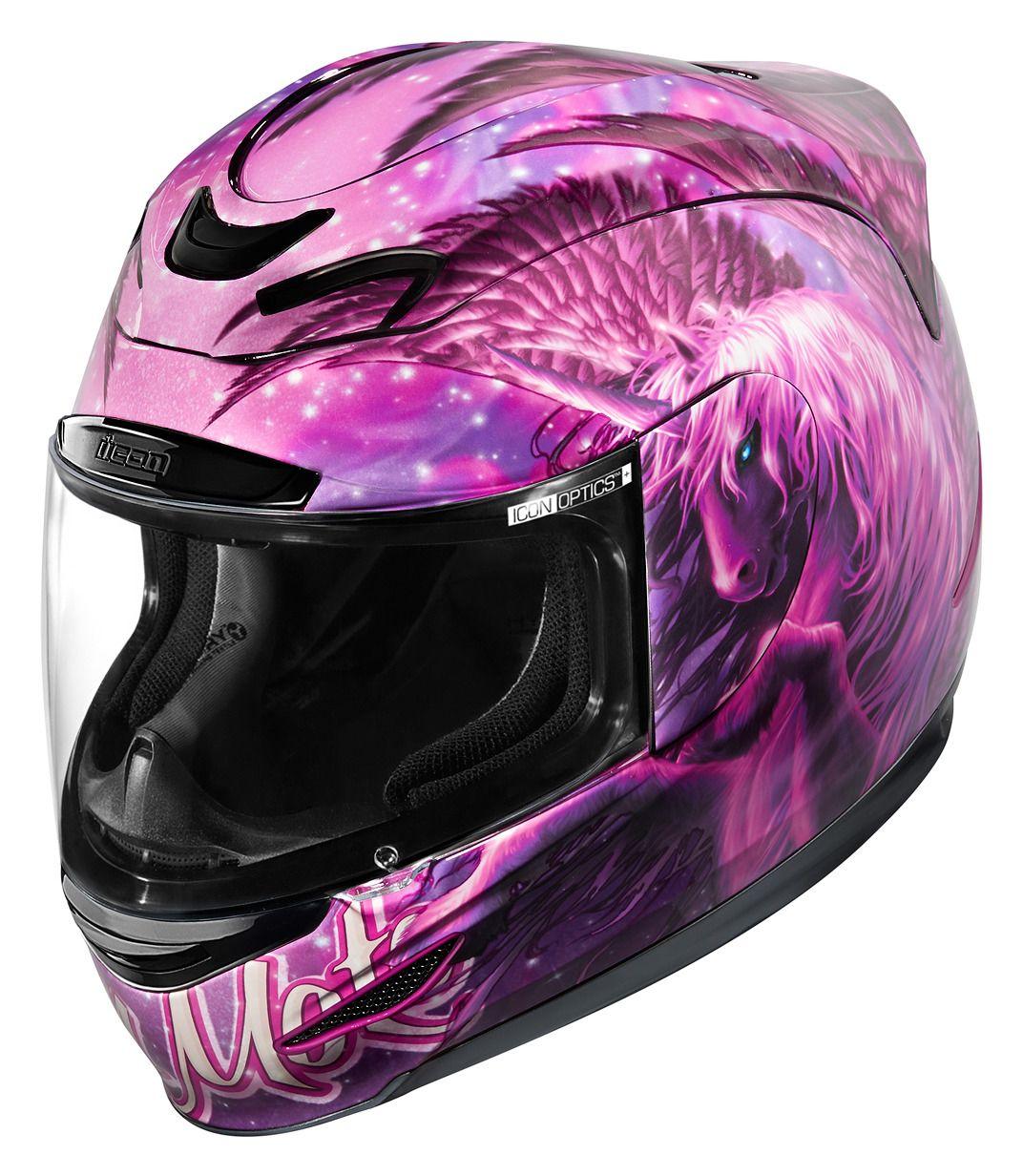 Icon Airmada Sweet Dreams Helmet Revzilla