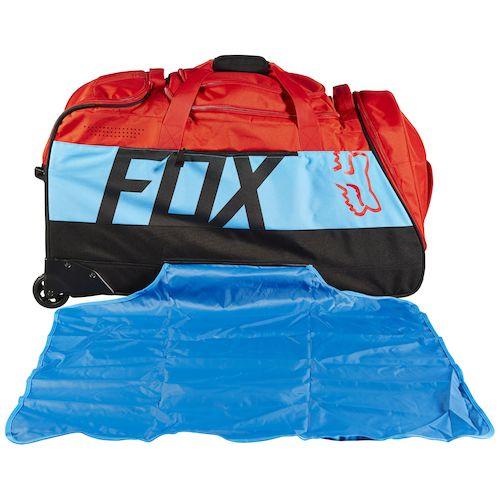 fox racing shuttle roller gear bag revzilla. Black Bedroom Furniture Sets. Home Design Ideas