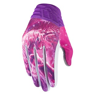 Icon Women's Anthem Sweet Dreams Motorcycle Gloves