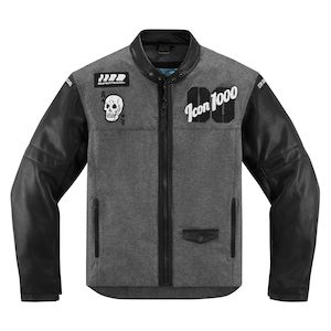 Icon 1000 Vigilante Stickup Jacket