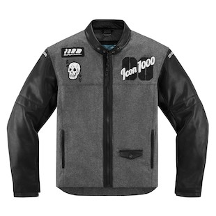 Icon 1000 Vigilante Stickup Motorcycle Jacket