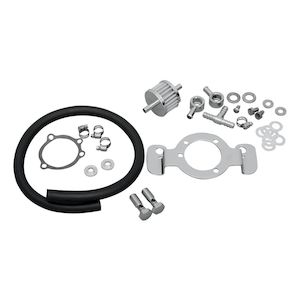 Drag Specialties Breather Support Kit For Harley Sportster 1991-2006
