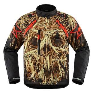 Icon Raiden DKR Splintered Motorcycle Jacket