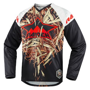Icon Raiden Deadfall Motorcycle Jersey