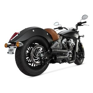 Vance & Hines Grenades Hi-Output Exhaust For Indian Scout 2015-2021
