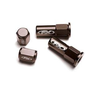 Factory Effex Rim Lock / Valve Cap Kit
