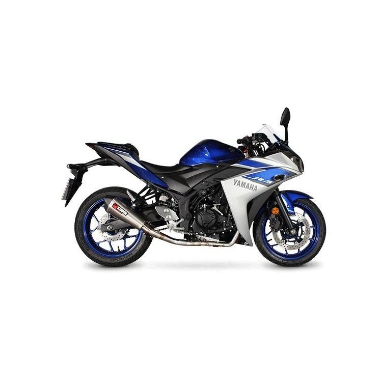 Scorpion Serket Taper Exhaust System Yamaha R3 2015-2020