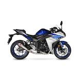 Scorpion Serket Taper Exhaust System Yamaha R3 2015-2017
