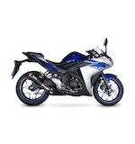 Scorpion Serket Taper Slip-On Exhaust Yamaha R3 2015-2017