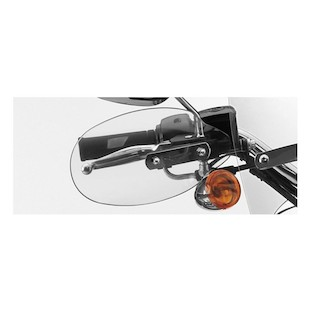 National Cycle Hand Deflectors For Harley Touring / Softail 1986-2016