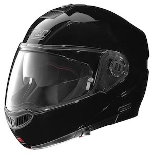 Nolan N104 EVO Helmet With MCS II Headset - Black / SM [Demo - Good]
