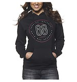 Thor Women's Button Pullover Hoody